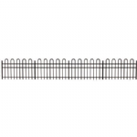 Atlas 4001005 28'' Classical Hairpin Fencing
